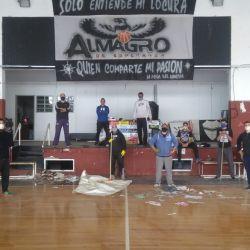 """En Almagro iniciaron el proyecto """"Armando el Nido"""""""