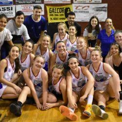 Provincial U17: La Santafesina clasificó al final four